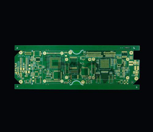 Military high layer board